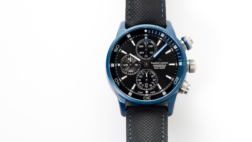 REVIEW: Maurice Lacroix Pontos S Extreme