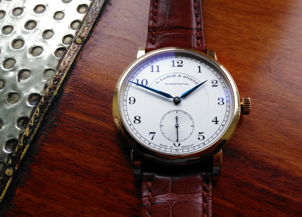 Review: A. Lange & Söhne 1815 in rose gold
