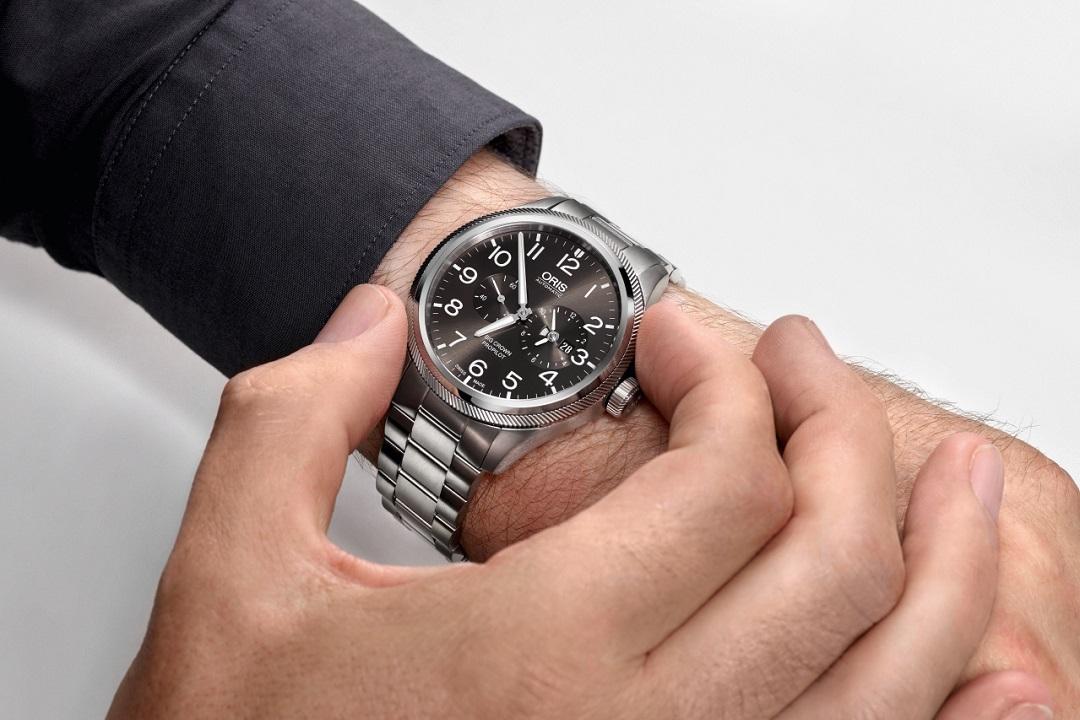 Best Automatic Watches >> Oris Big Crown ProPilot Worldtimer Has Groundbreaking ...