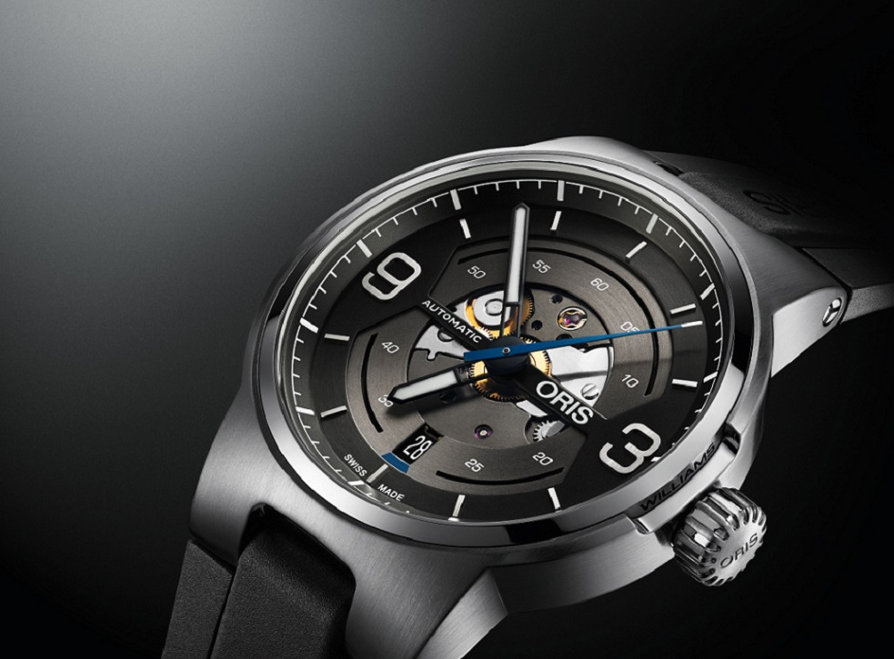 Oris williams engine date for Oris watches