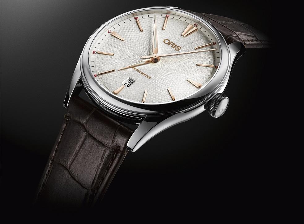 Pre-Baselworld 2016: Oris Artelier Chronometer Date