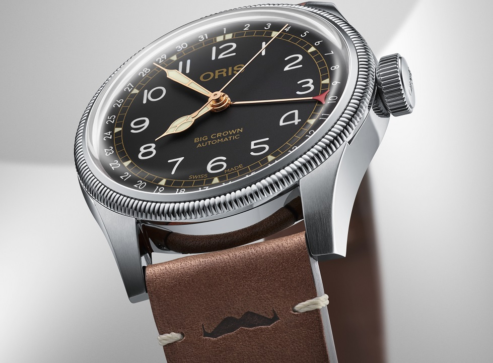 Changing Men's Lives For the Better: Oris Movember Edition