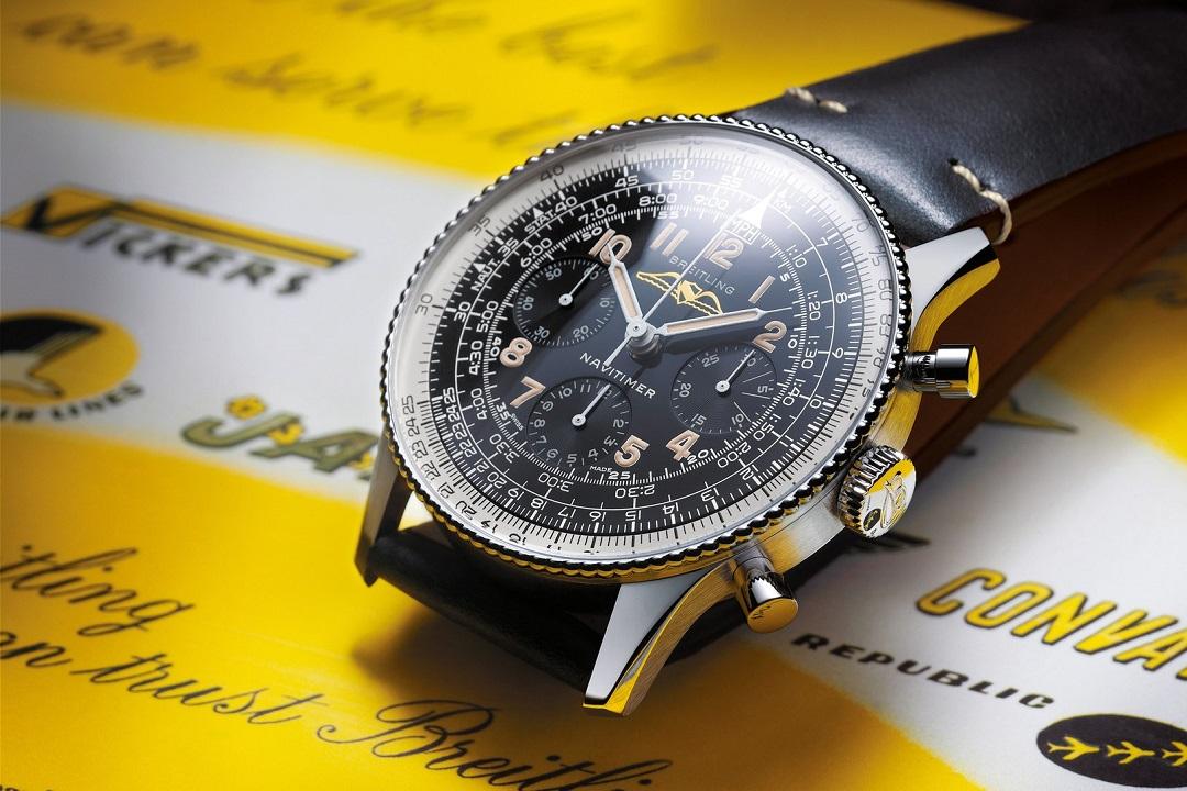 Baselworld 2019: Breitling Navitimer Ref. 806 1959 Re-Edition