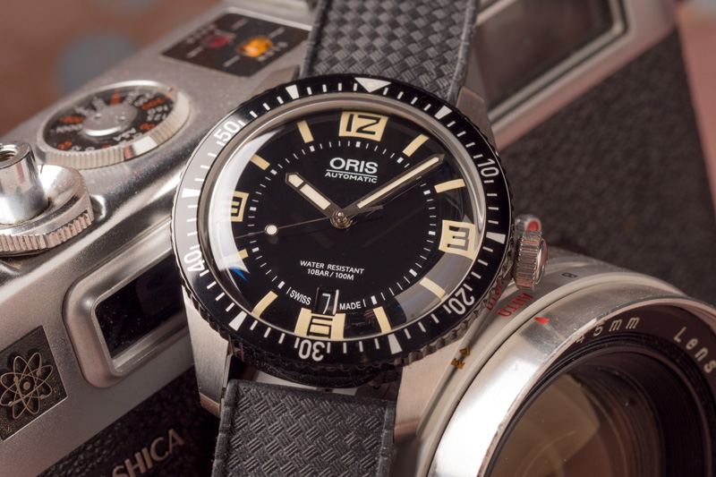Review: Oris Divers Sixty Five, a New Diver's Watch with Vintage Appeal