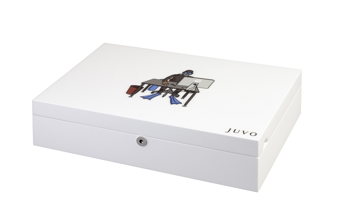 JUVO Launches Limited Edition Watch Boxes For True Collectors