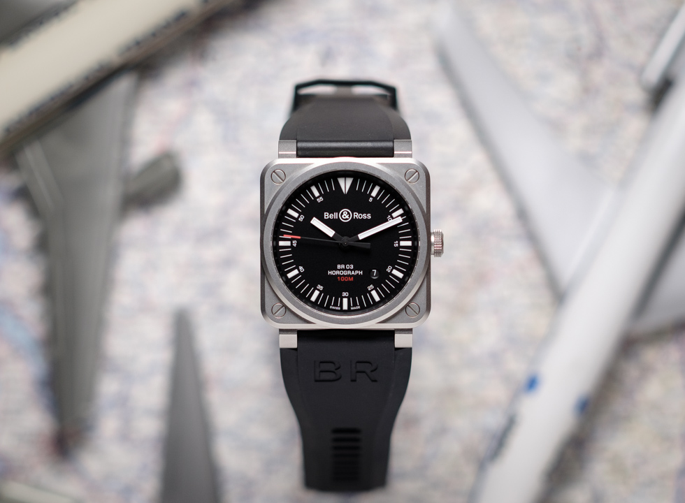 Bell & Ross BR 03-92 Horograph Review: In-Depth Video