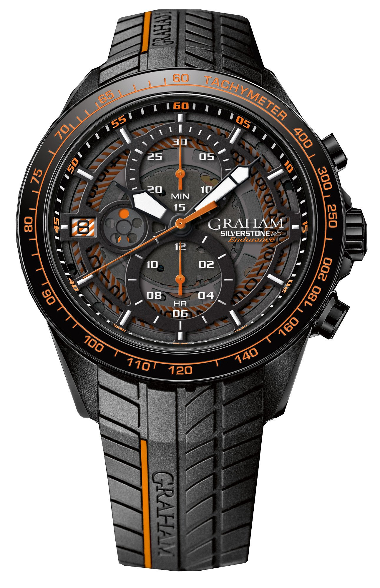 080217-top-10-motorsports-watches-graham-watch-silverstone-rs-endurance-orange-watch
