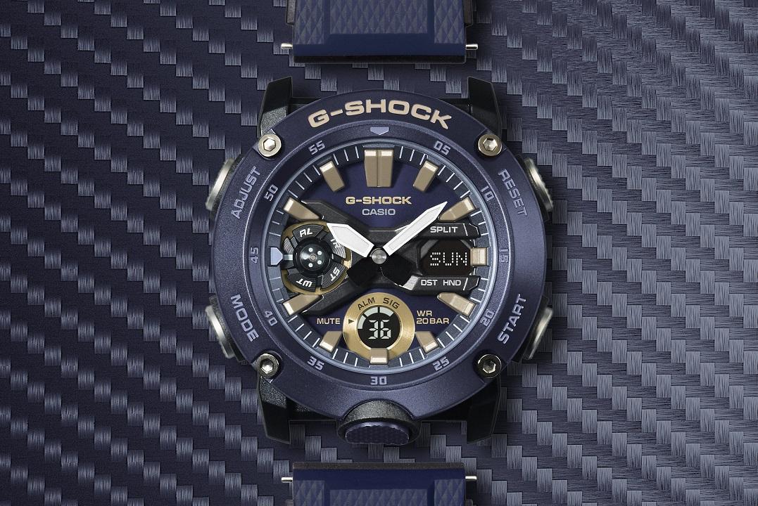 G-SHOCK GA2000