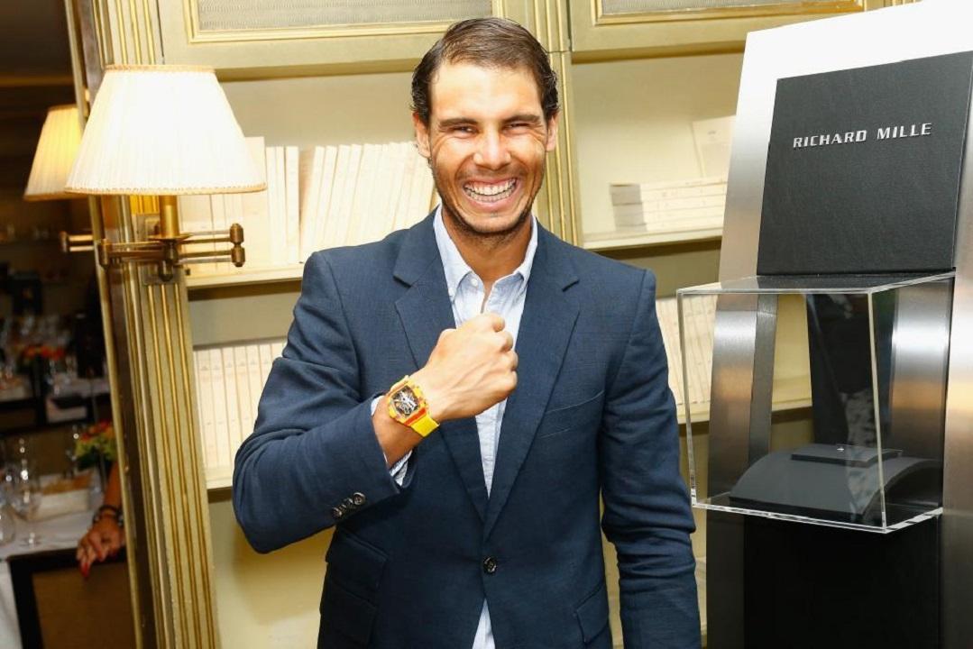 Richard Mille Tourbillon RM 27-03 Rafael Nadal
