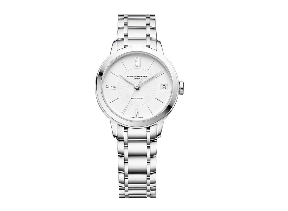 Baume et Mercier Classima 10267 Front Steel bracelet