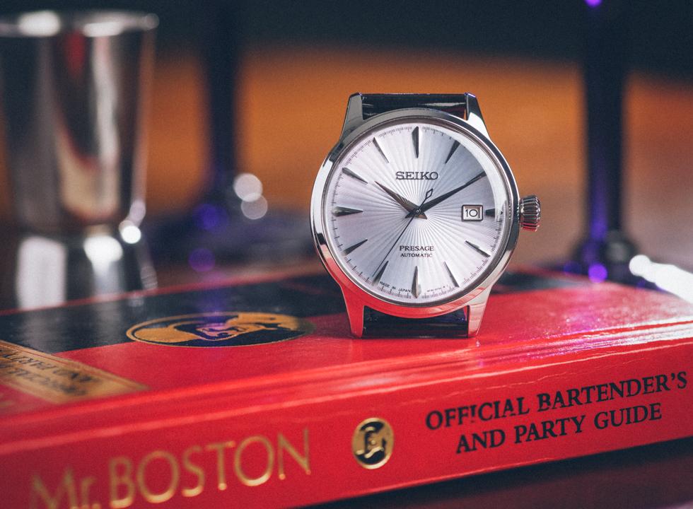 2017 Seiko SRPB43 Cocktail Time Review