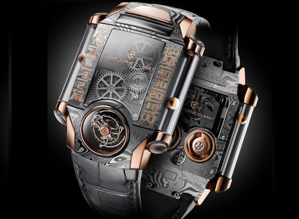 Christophe Claret presents two new versions of the X-TREM-1