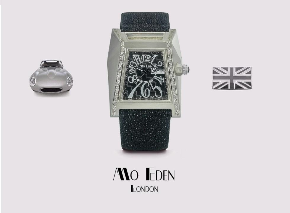 Mo Eden MK1 British Driving Watch