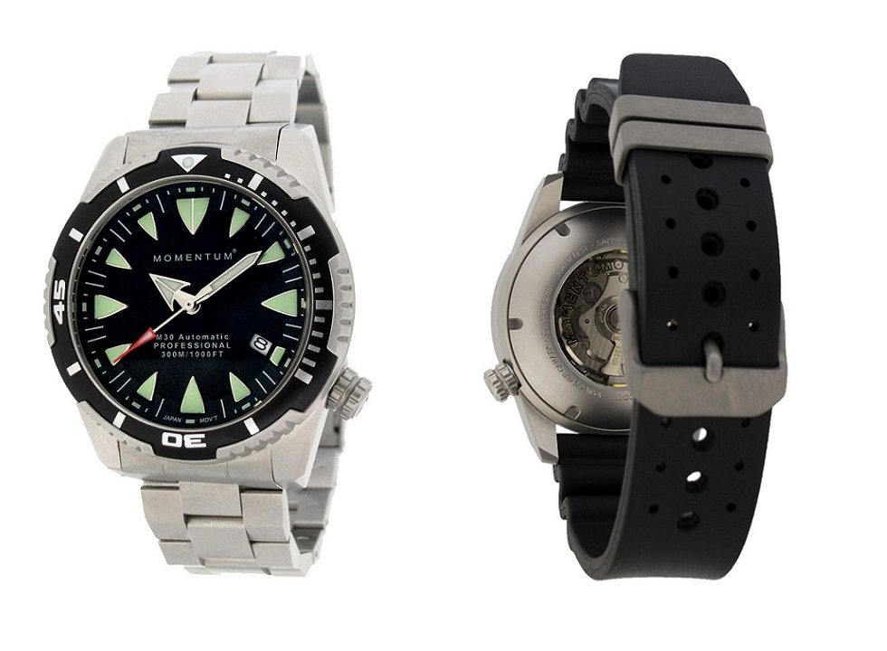 The Momentum M30 Automatic