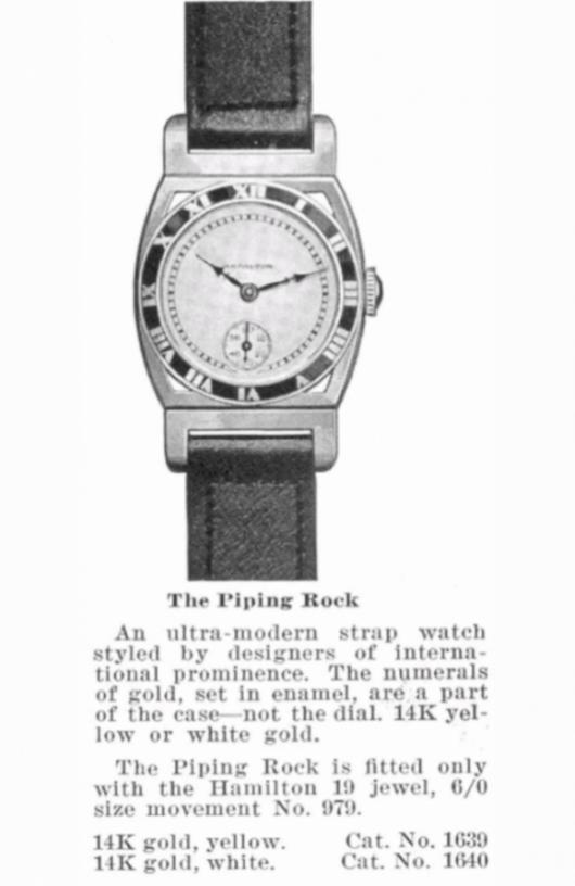 Reviving A 1928 Hamilton Piping Rock Watchuseek Watch Forums