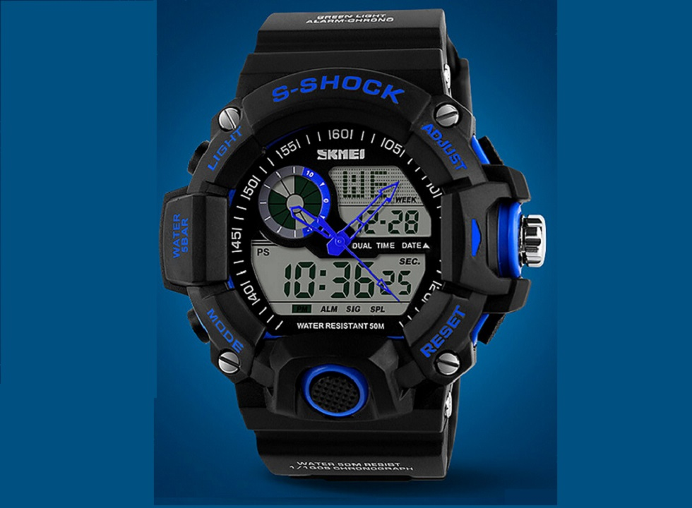 2016-For-Skmei-S-Shock-Men-Sports-Watches-50M-Swim-Dive-LED-Digital-Military-Watch-Fashion