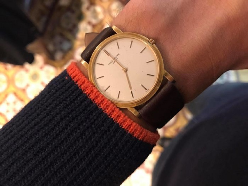 Catawiki Eyecatcher: Patek Philippe Ref 3498 Gifted By Former Saudi King