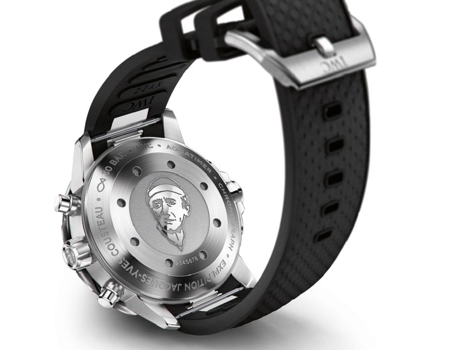 Iwc Aquatimer Automatic Jacques Cousteau