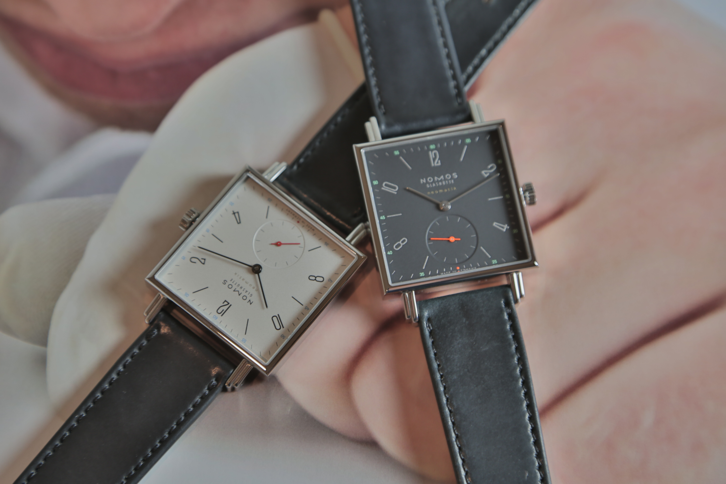 Baselworld 2016: NOMOS Glashütte Watch Collection Preview Video