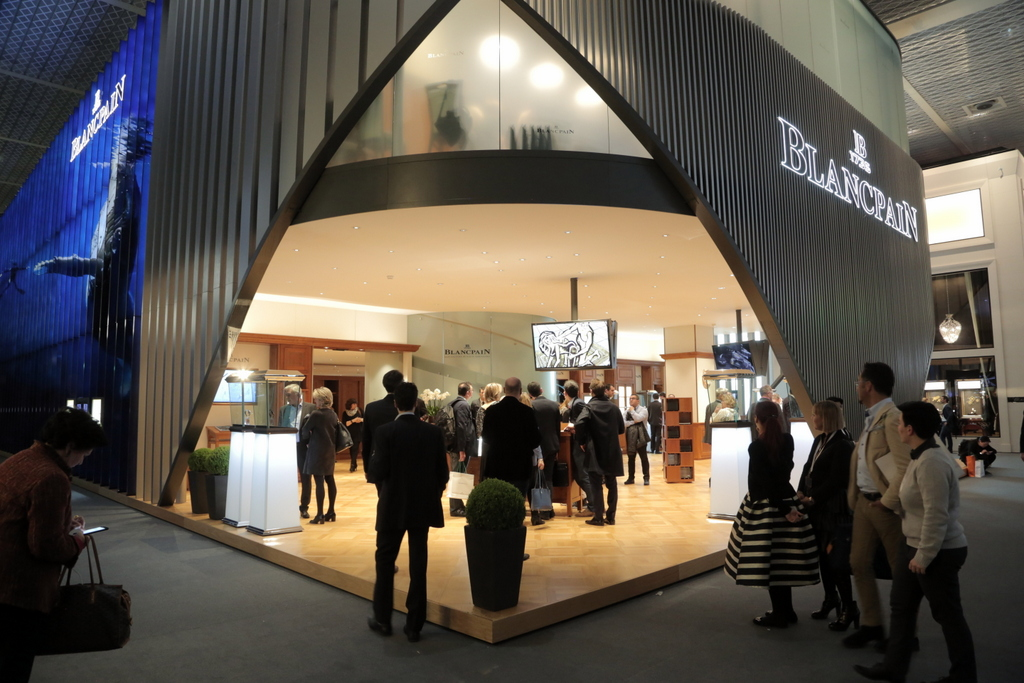 Baselworld 2016: Blancpain Live Report