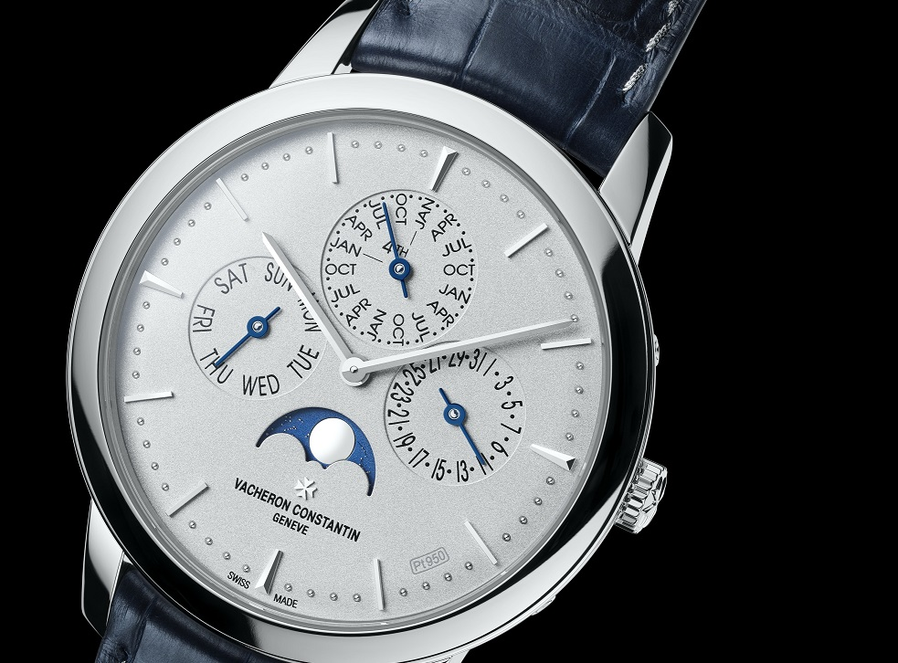 SIHH 2016: Patrimony Perpetual Calendar Collection Excellence Platine