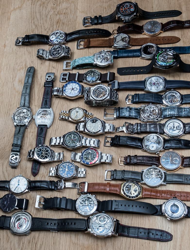 Dubai Watch Week: Final Day Report