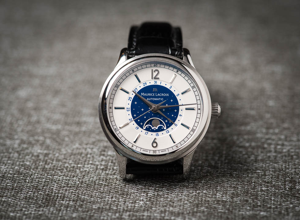 Maurice Lacroix Les Classiques Moonphase Review — In-Depth Video