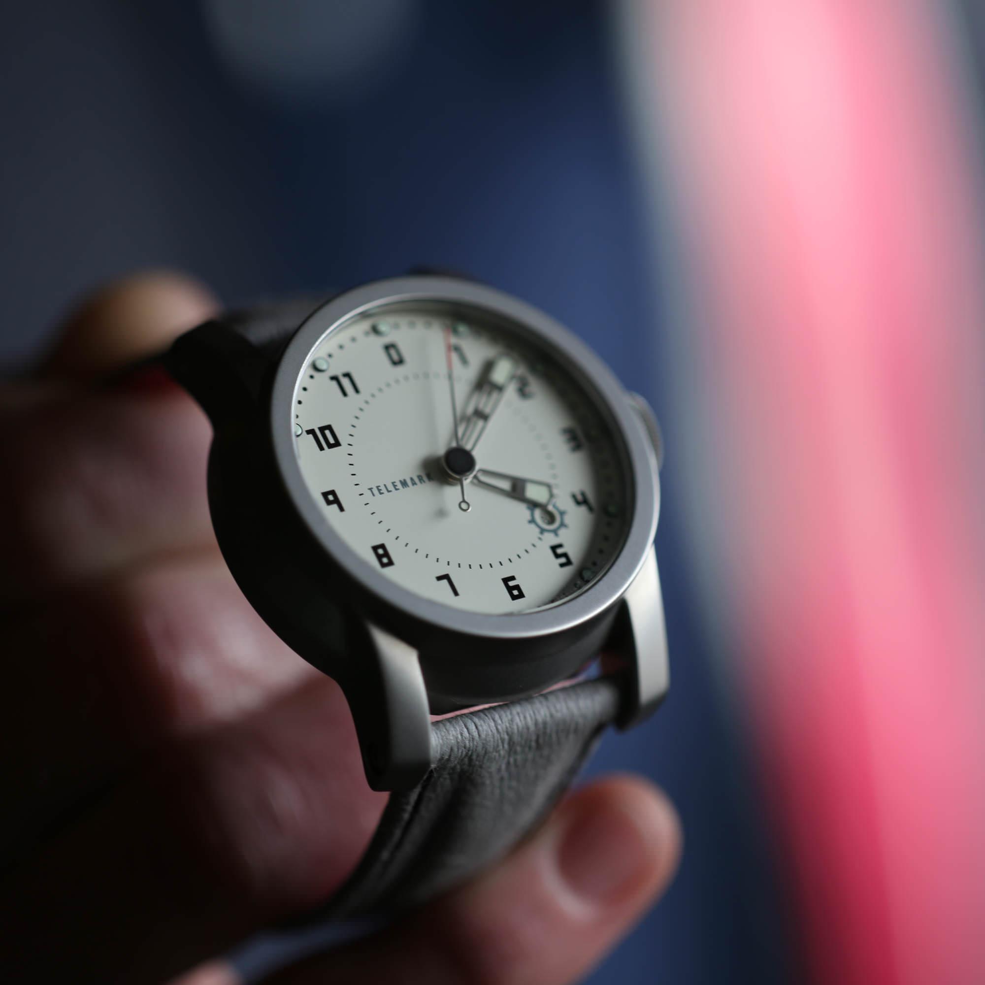 British Watchmaker Schofield Introduces the Telemark