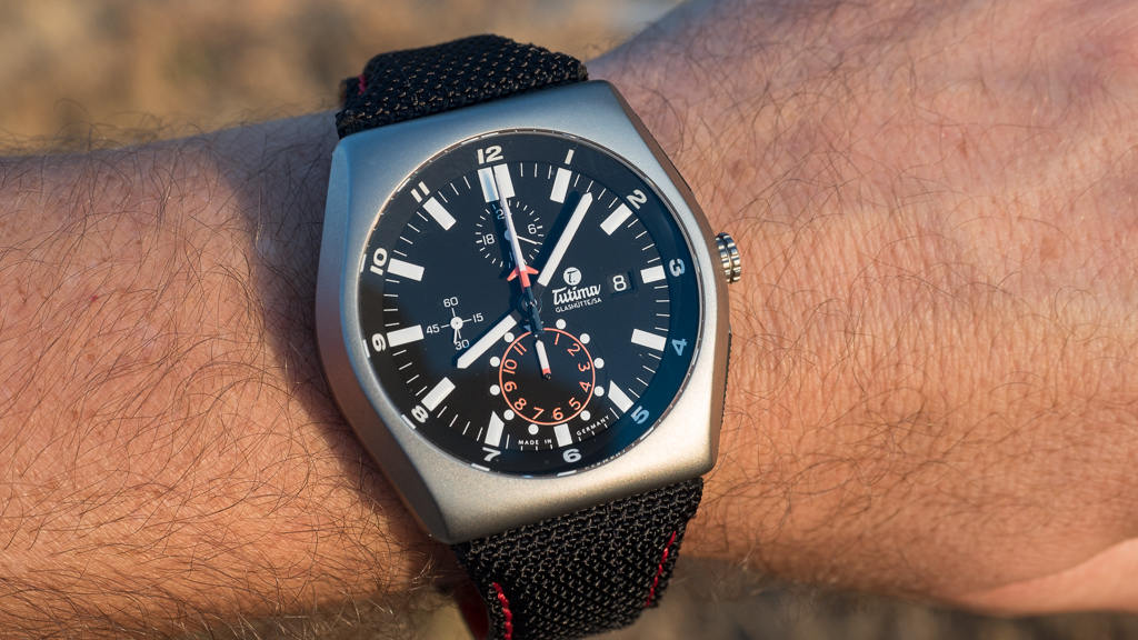 review tutima m2 chronograph reborn in glash 252 tte