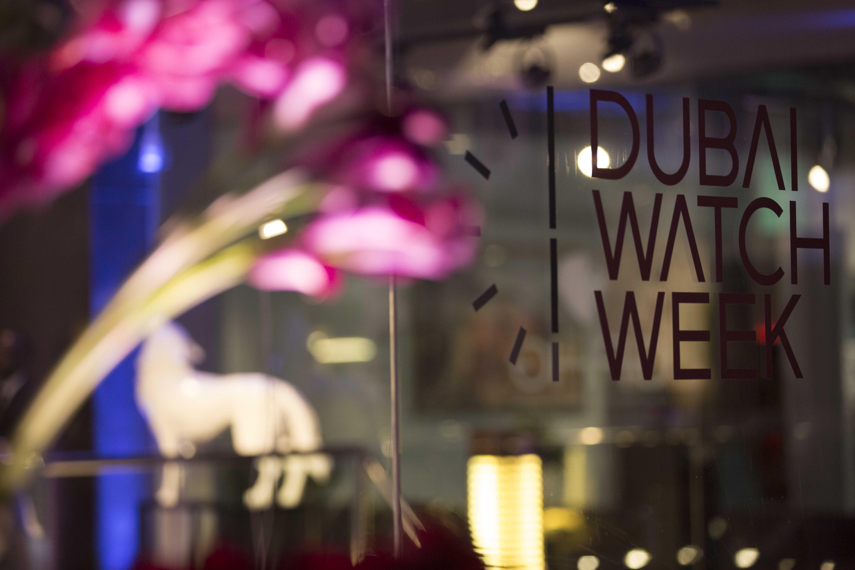 Dubai Watch Week Preview:  November 15th – 19th