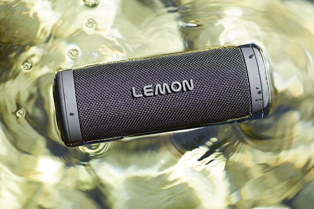 Kickstarter: LEMON California Roll Solar Speaker