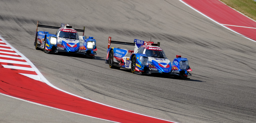 Lone Star LeMans: Rebellion Endurance Racing and Watches