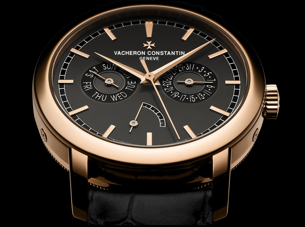 Vacheron Constantin Traditionelle With Slate Gray Dials