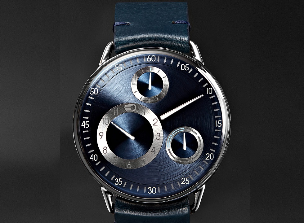 Mr porter and ressence collaborate on two exclusive limited edition watches for Ressence watches