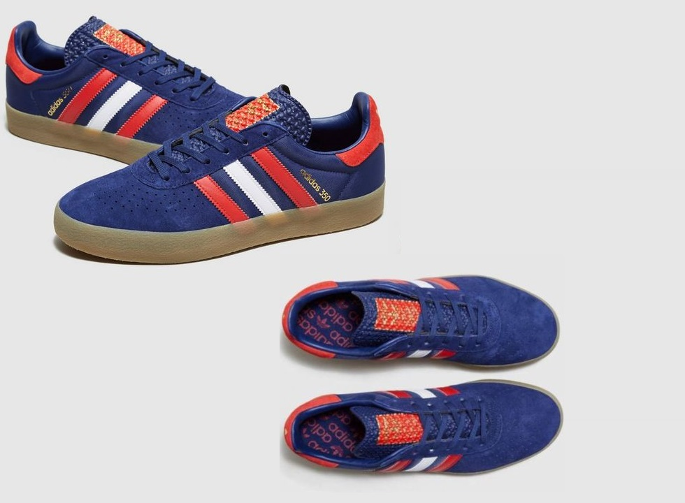 f1a7979a3 Match The Watch With The Shoe  adidas Originals adidas Archive 350 ...