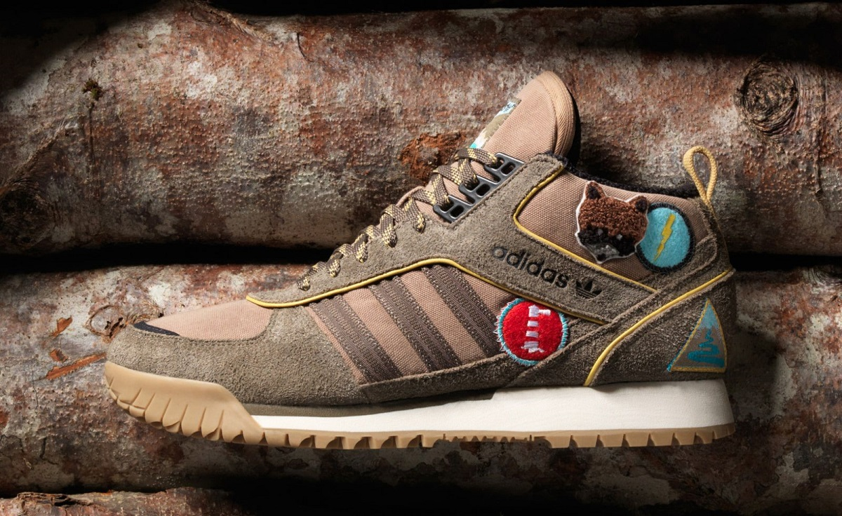 MTWWTS: adidas ZX Trail Mid and hiking watches