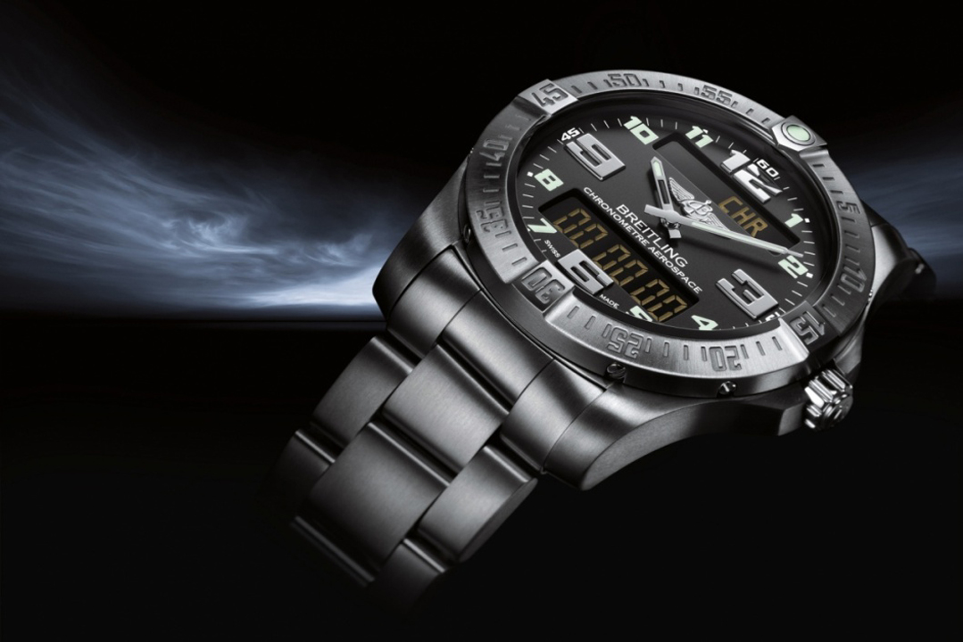 Cleared For Take Off: Breitling Aerospace Evo