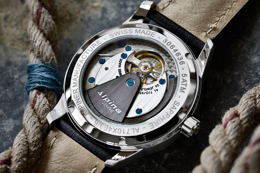 Alpina KM A Modern Interpretation Of The Navy Service - Alpina watches prices