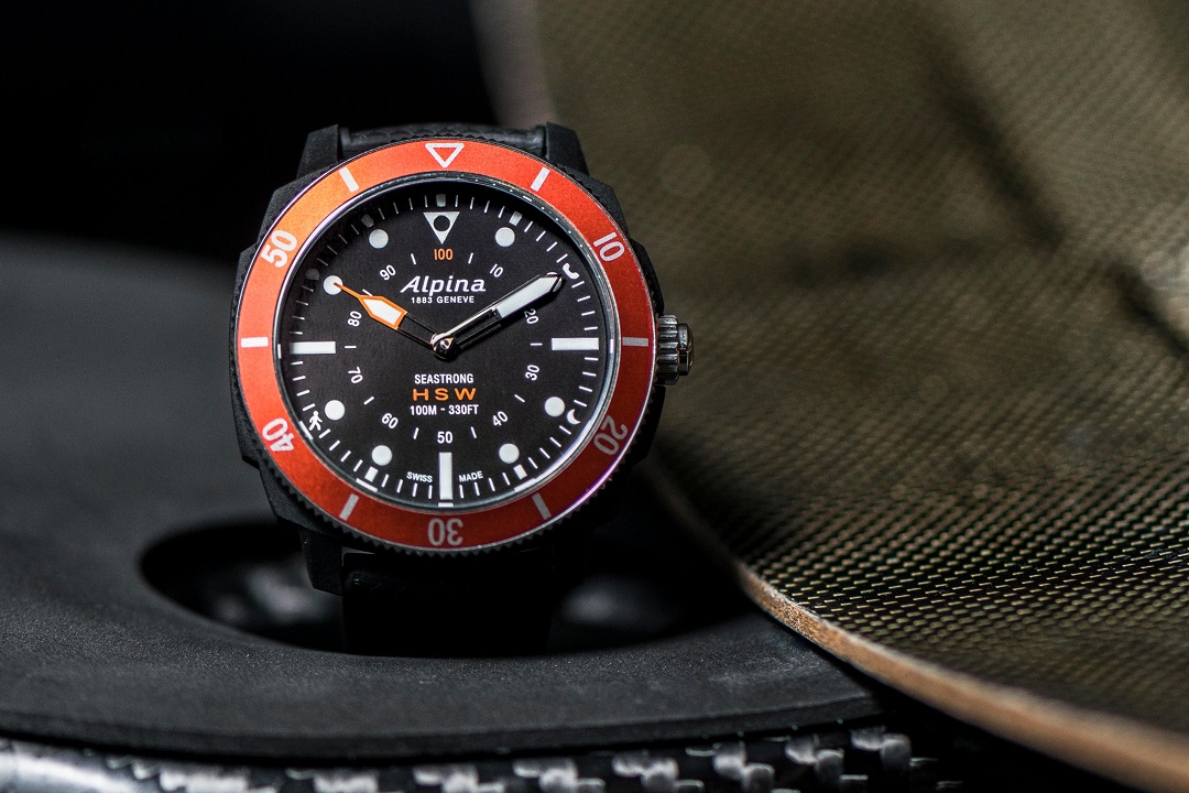 Pre-Baselworld 2017: Alpina Seastrong Horological Smartwatch