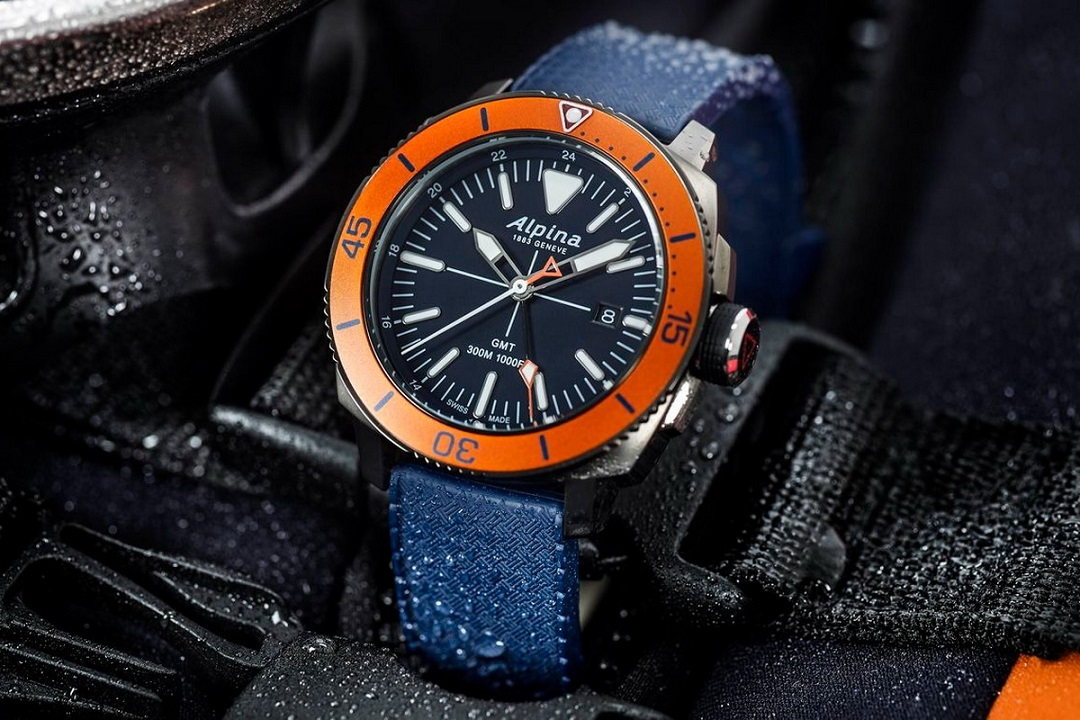 6 New Models For The Alpina Seastrong Collection