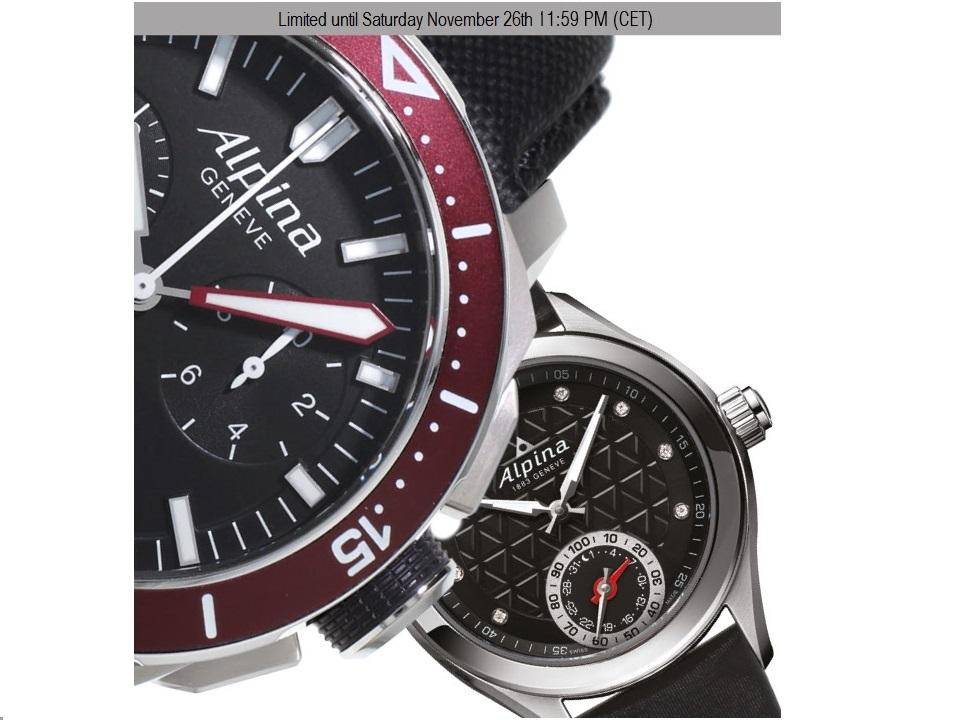 Alpina Smart Watch2