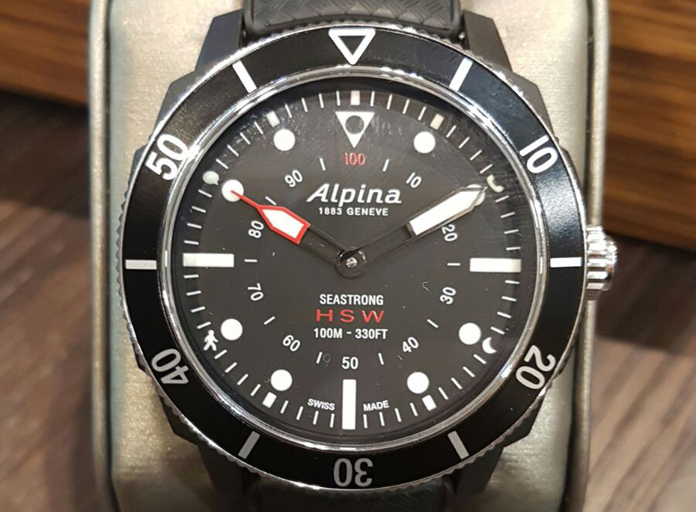 VIDEO: Alpina Watch Collection from Baselworld 2017