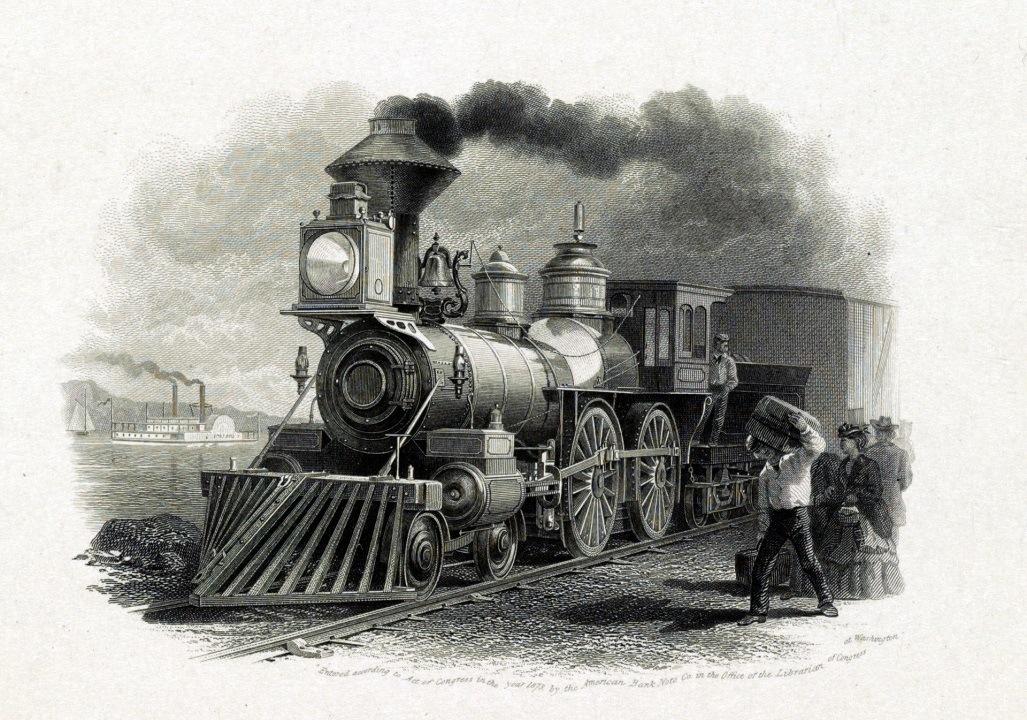 American Railroad main