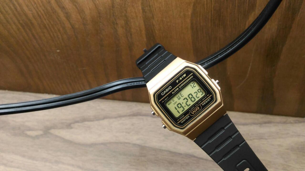 Name:  April 12 Casio F91W gold special.jpg