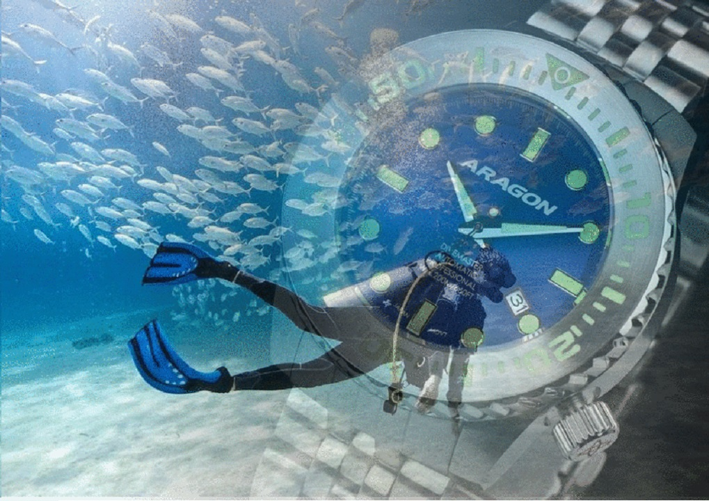ARAGON Divemaster EVO 45mm Cebu Review