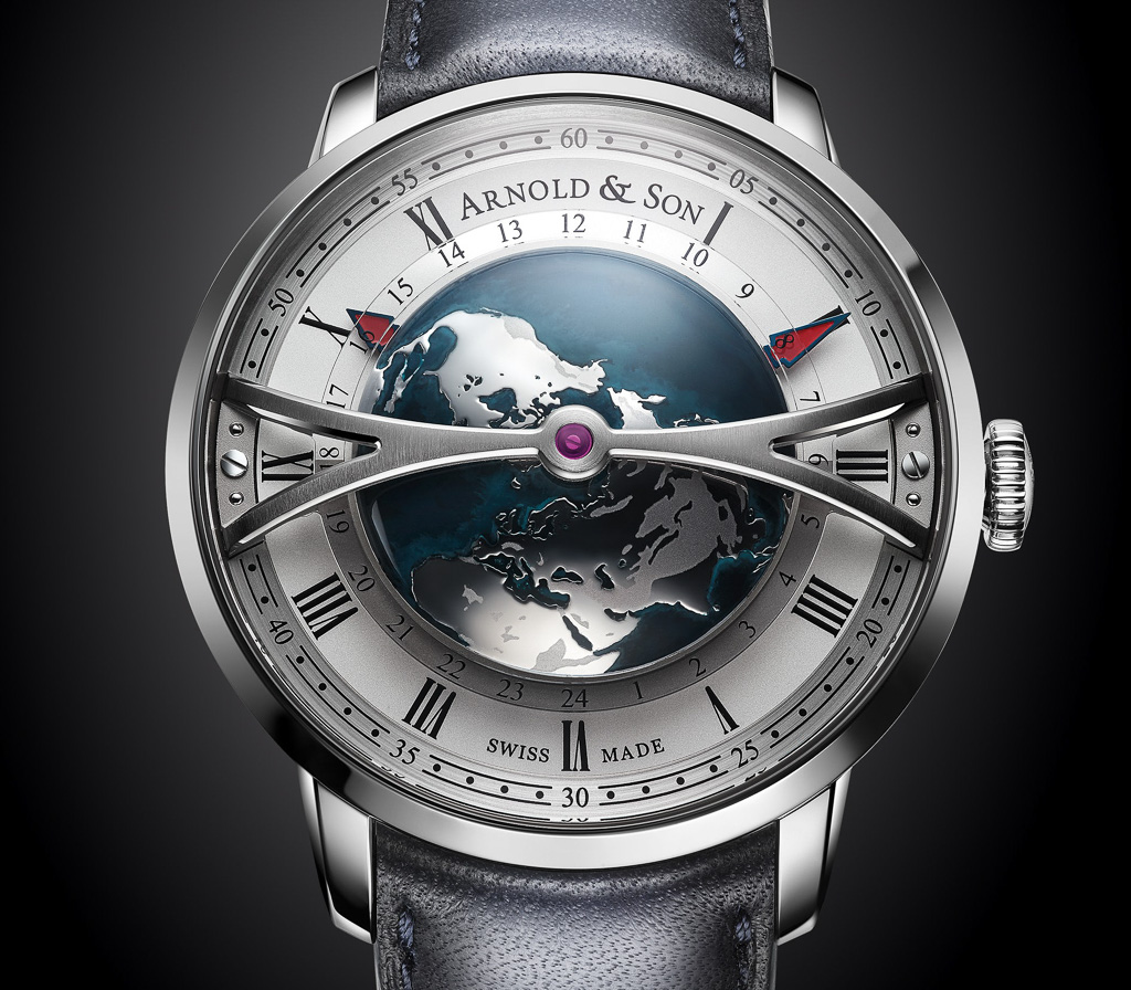 watch vuitton escale a louis louisvuitton watches the hand travel introducing painted worldtime