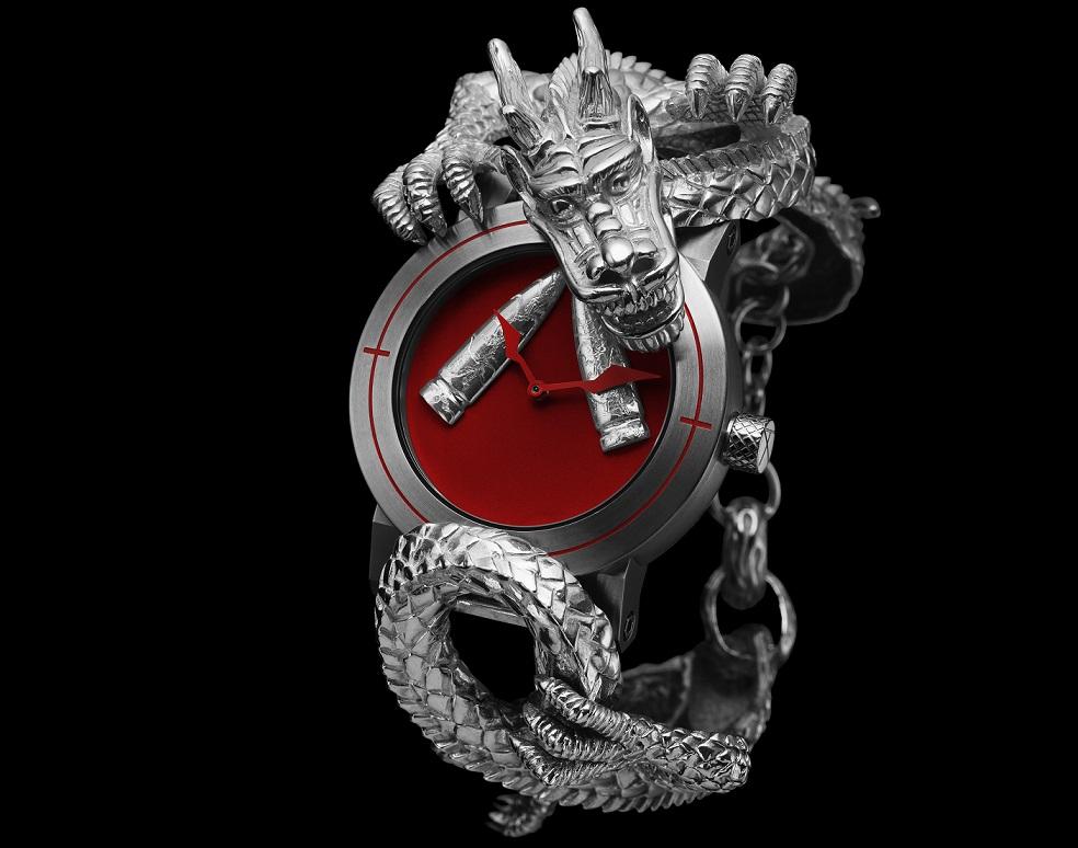 ArtyA Werewolf & Dragon (1)