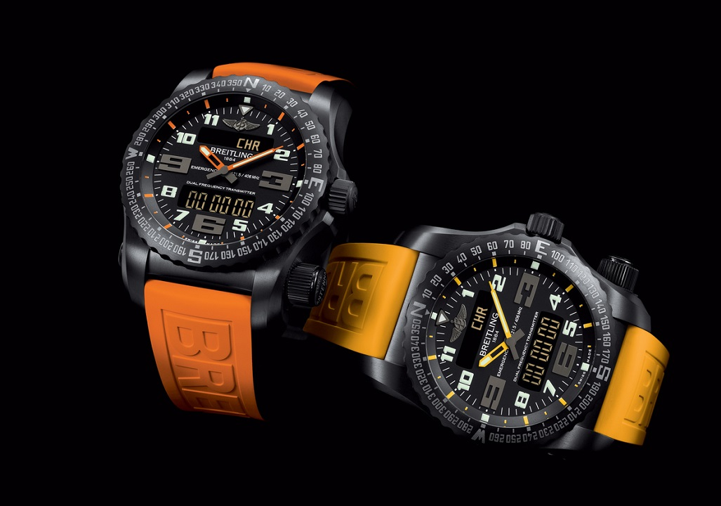 New color update for Breitling Emergency