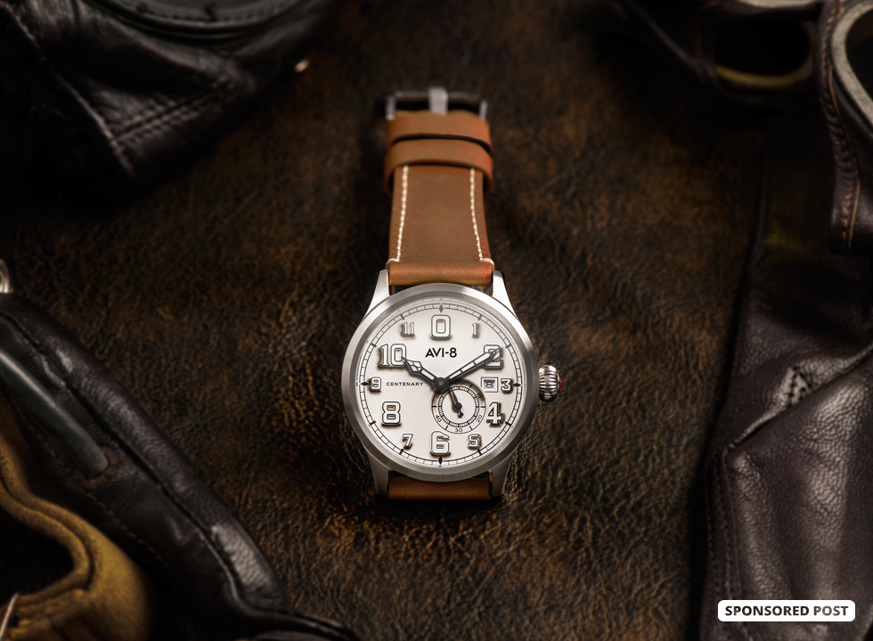100 Years Of The British Air Force: The AVI-8 Flyboy Centenary Collection