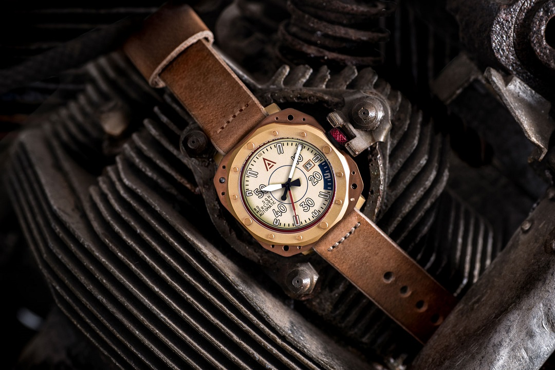 The Finest Hour: W.T. Author No. 1940 Battle of Britain Pilots Watches